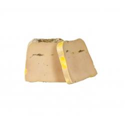 Portion de foie gras de...