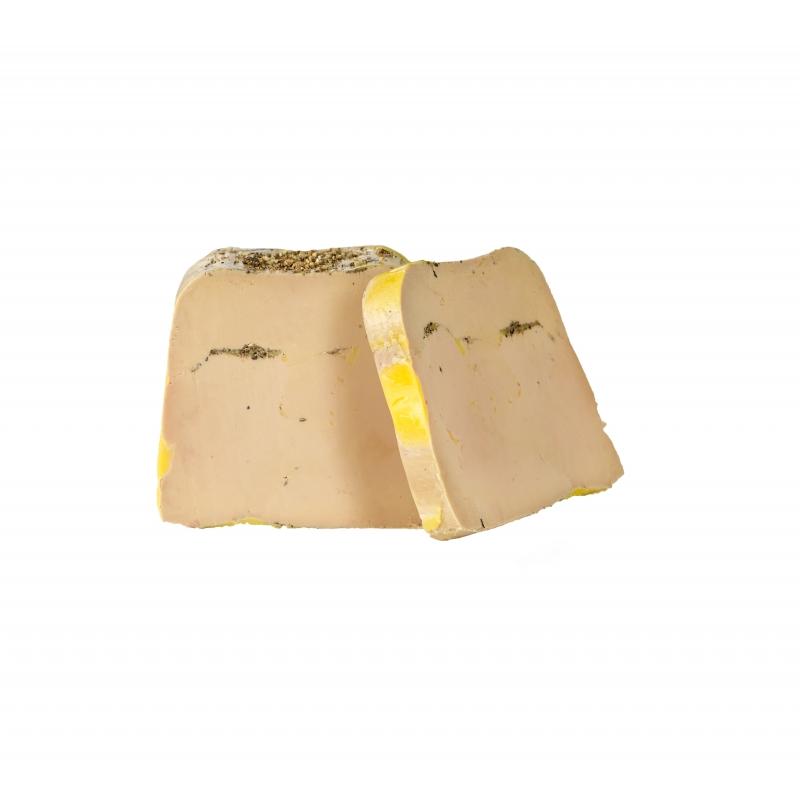 Foie gras de canard entier truffé 3% 125 g