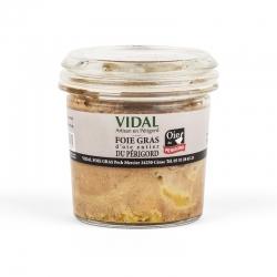 Foie gras d'oie entier 250 g